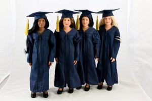 Graduation processional!