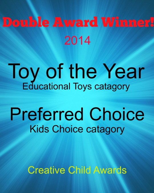 Deanna Creative Child Award 2014