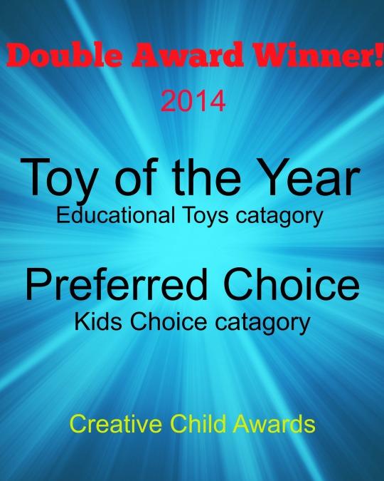 Deanna Creative Child Award 2014